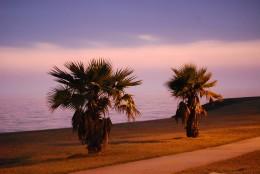 Sunrise on Corpus Christi Bay January 2011