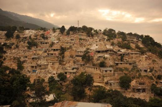 Haiti 2001