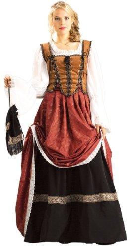 Traditional Scottish Bar Maid