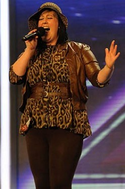 Sami Brooks X Factor Audition.