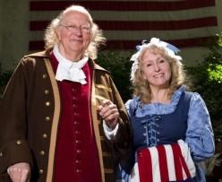Handmade Betsy Ross Costumes
