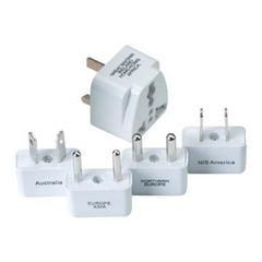 DesignGo Worldwide Adapter Kit Plugs  http://www.airlineintl.com/product/designgo-worldwide-adaptor-kit