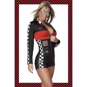 Hot Rod Girl is bound to rev up alot of engines this year at number 3