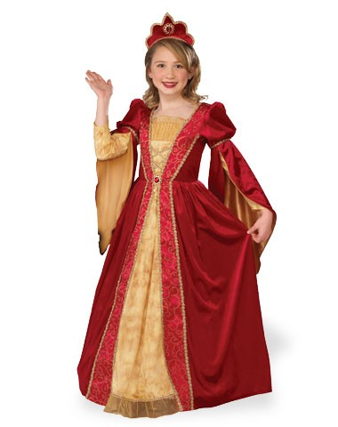 Very fancy princess from spirithalloween.com