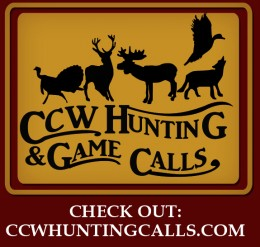 CCW Hunting and Game Calls featuring quality American Heritage hunting gear and game calls