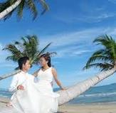 Hawaii -- A perfectly, beautiful state -- just the right location for a perfectly - beautiful wedding!