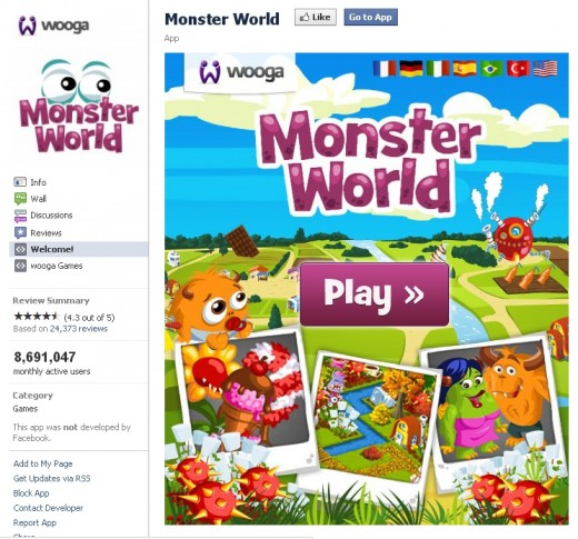 Your gateway to monsters and farming.