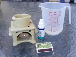 DIY Natural Mosquito Repellent