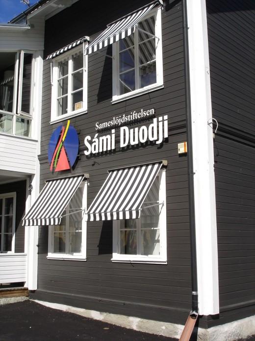 Sami Duodji in Jokkmokk