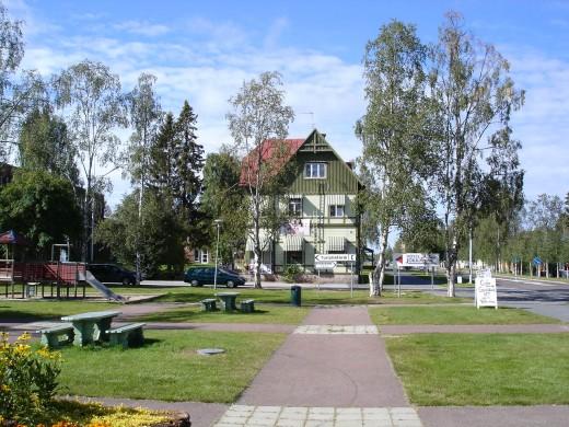 Jokkmokk Town