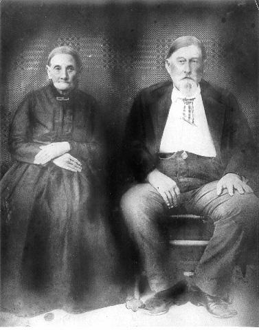 Enoch and Margarite Tucker