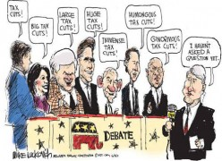 Republican Debate in Tampa Florida September 12, 2011