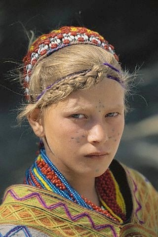 Girl from Pakistan
