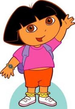 Do you like Dora the Explorer?