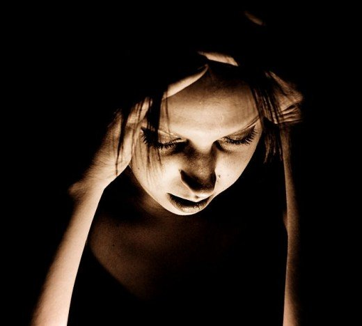 Migraine Headaches Can Be Almost Disabling.