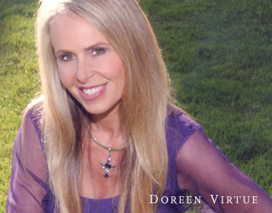 Doreen Virtue is the founder of Angel Therapy