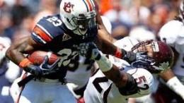 RB Onterio McCaleb (Auburn)