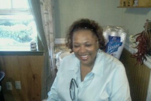 Beautiful sister-in-law Brenda