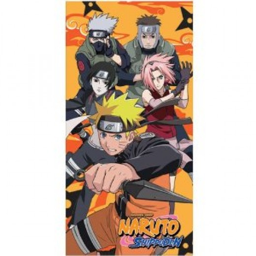 This Naruto beach towel is one way to stand out at the beach. With its excellent quality and colors it cant help but stand out.