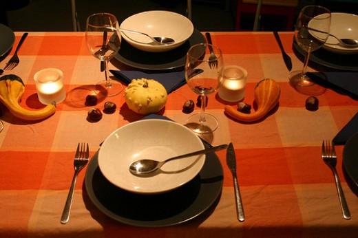 A Samhain Feast