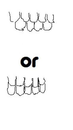 How to do the Crocodile stitch