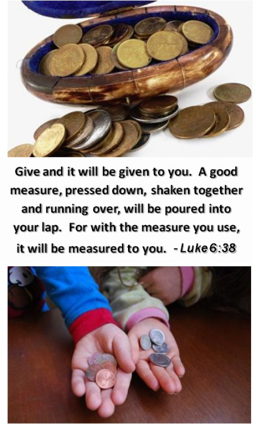 God Loves a Generous Giver