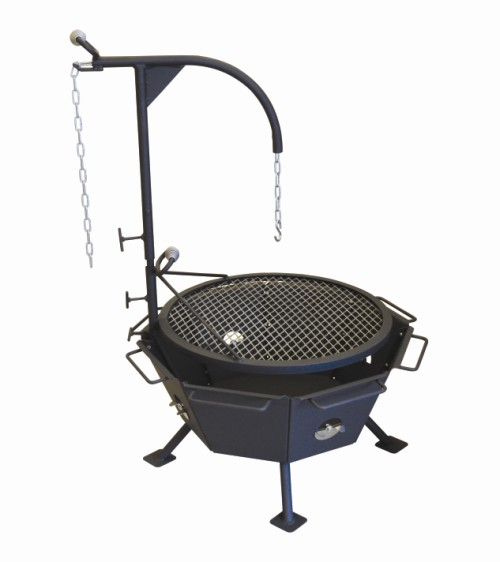 Self Contained Fire Pit