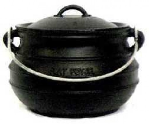 Flat Bottom Cast Iron Pots