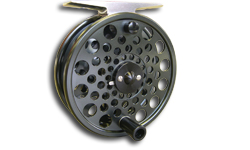 Retro Click Pawl Reel: This is a indicative of  the ingenuity, excellent and quality of Cortland. It is just a basic reel, lightweight, constructed from aluminum and built for top performance