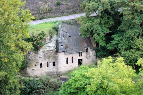 Chapel of Saint-Quirin, Luxembourg City