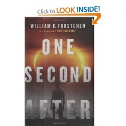 Book cover to One Second After
