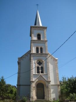 Audun-le-Tiche's Protestant church