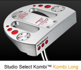 The Scotty Cameron Kombi Belly Putter