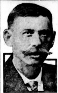 David S. Paul, the murdered bank runner