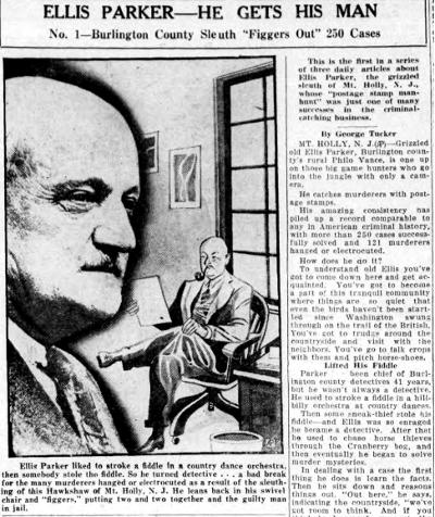 Press coverage of Parker's career
