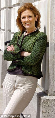 Iris Robinson, Ireland's Mrs. Robinson