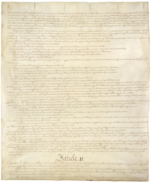 U.S. CONSTITUTION, Page 2