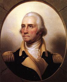 PRESIDENT GEORGE WASHINGTON, NO PARTY