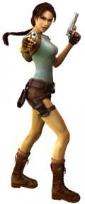 Lara Croft from Tomb Raider