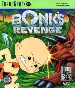 Bonk in Bonks Revenge