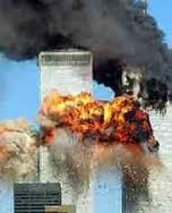 Where were you September 11, 2001-The Day America Lost it's Innocence