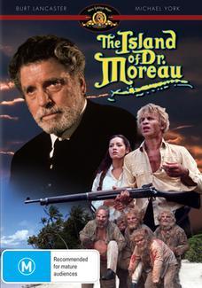 1977 Island of Dr. Moreau