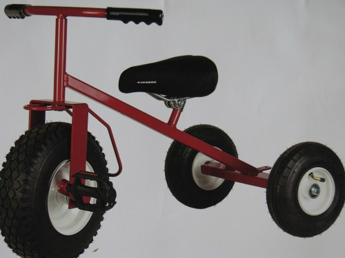 Heavy Duty Tricycle
