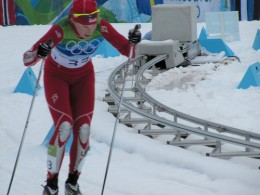 Cross-country skiing from the winter olympics- The ultimate endurance sport based on VO2 levels