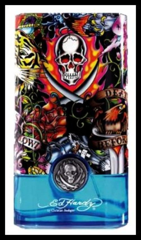 Ed Hardy's Heart and Daggers Fragrance