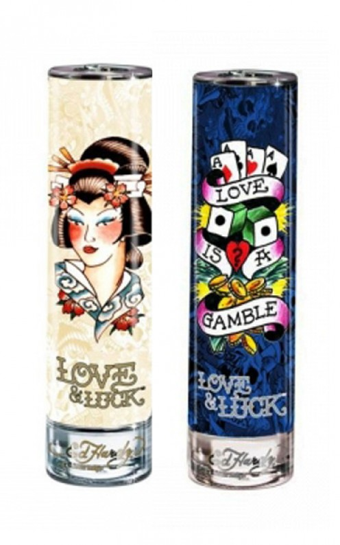 Ed Hardy's Love and Luck Fragrances
