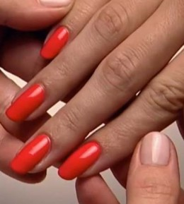 Shellac Nails are painted with Shellac latest half gel and half polish product. Shellac Nails is also a trade mark and stands for an amazingly quality product which makes your nails strong and fleksible.