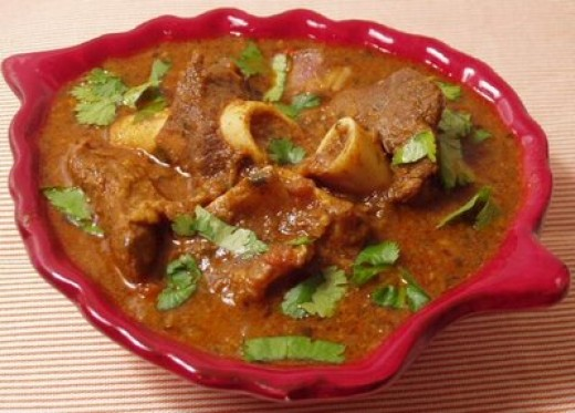 mutton curry...weekend special