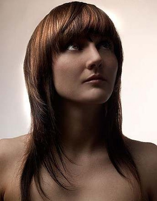 Layered long hairstyles 2012 with bangs are one option of wearing your hair long. Check out also other long hairstyles 2012 which you can wear next season.