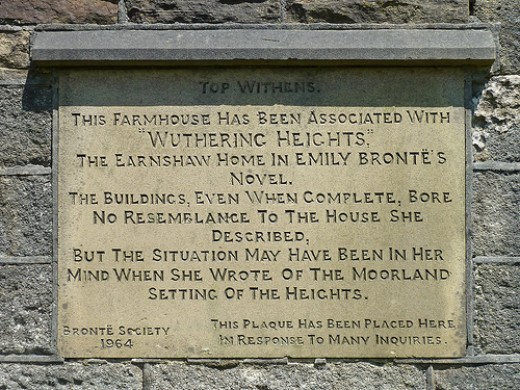 What were the dreams that ran 'through and through' Emily Bronte's mind?The ones that inspired 'Wuthering Heights' perhaps.